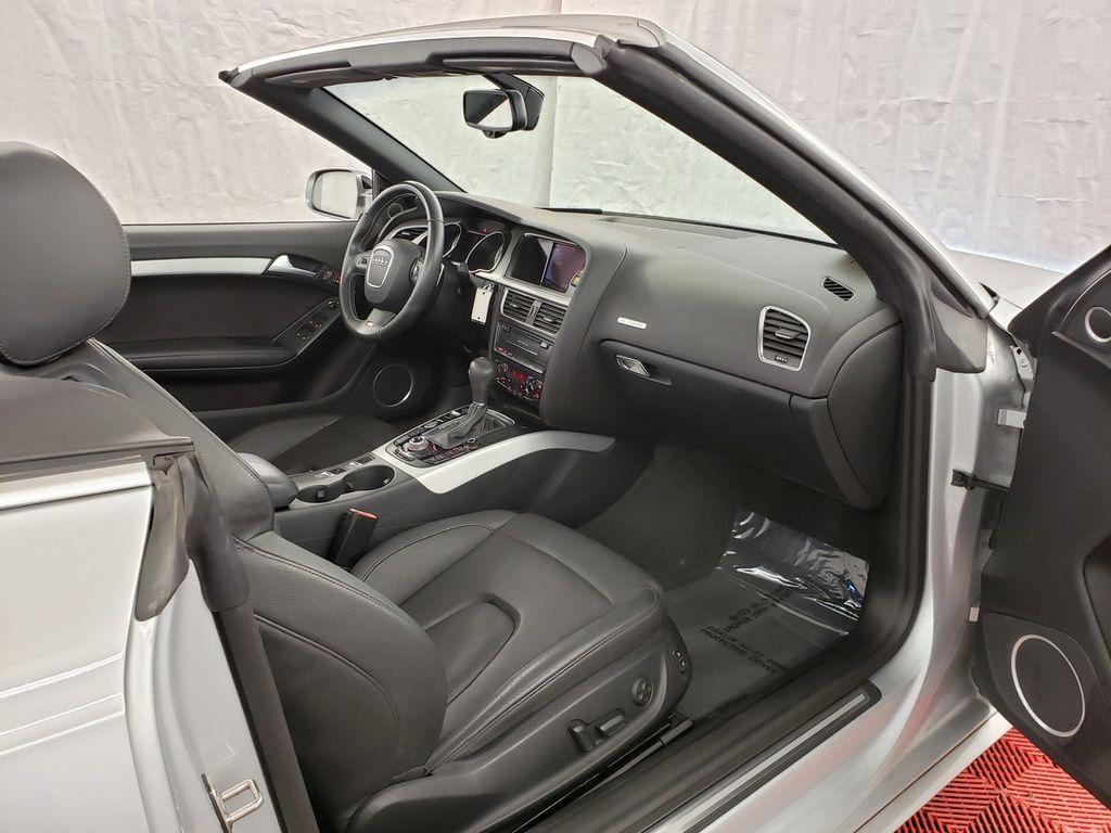 2012 Audi S5 Cabriolet 2dr Cabriolet Prestige - 17920581 - 15
