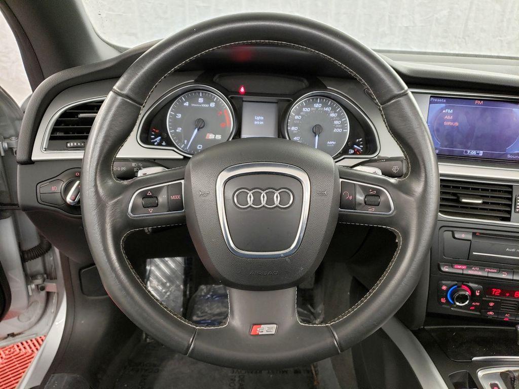 2012 Audi S5 Cabriolet 2dr Cabriolet Prestige - 17920581 - 21