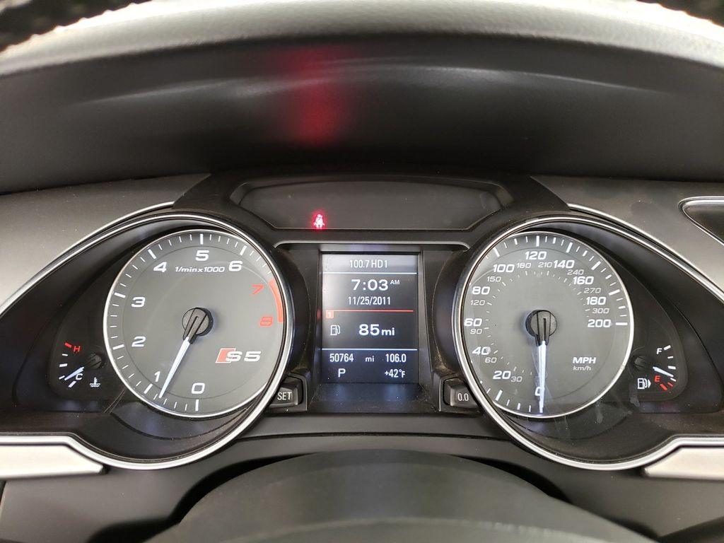 2012 Audi S5 Cabriolet 2dr Cabriolet Prestige - 17920581 - 22