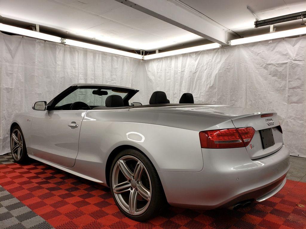 2012 Audi S5 Cabriolet 2dr Cabriolet Prestige - 17920581 - 3