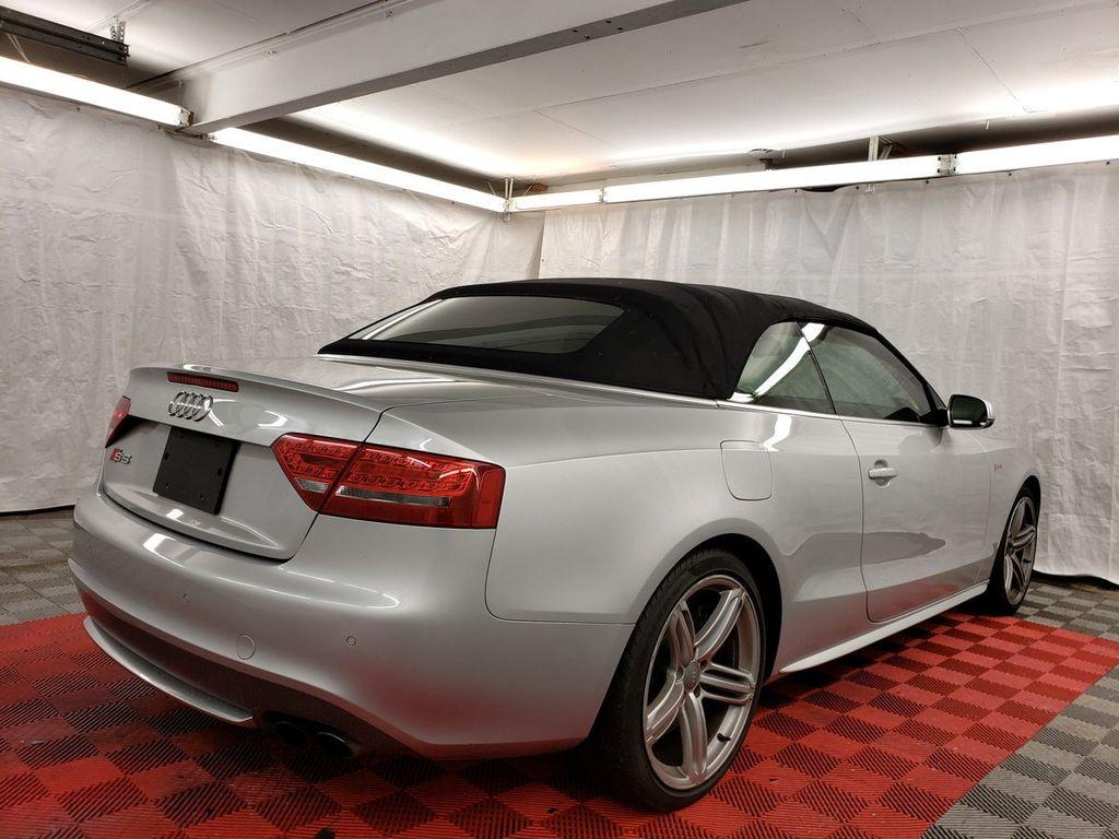 2012 Audi S5 Cabriolet 2dr Cabriolet Prestige - 17920581 - 40
