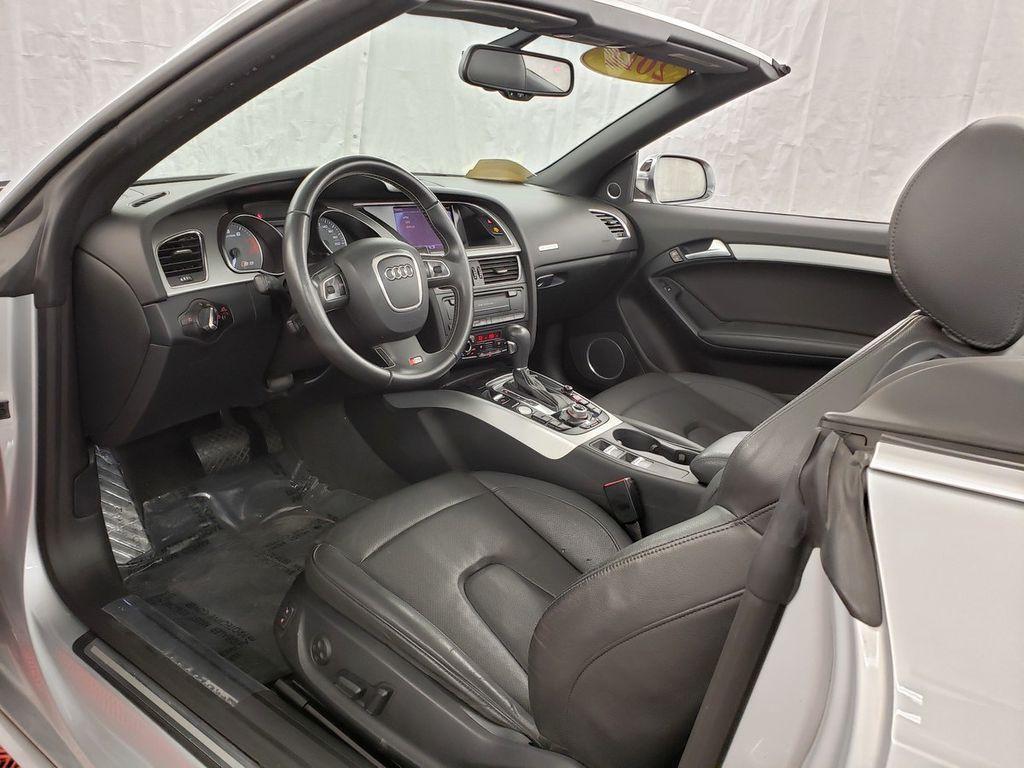 2012 Audi S5 Cabriolet 2dr Cabriolet Prestige - 17920581 - 7