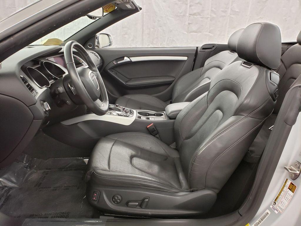 2012 Audi S5 Cabriolet 2dr Cabriolet Prestige - 17920581 - 8
