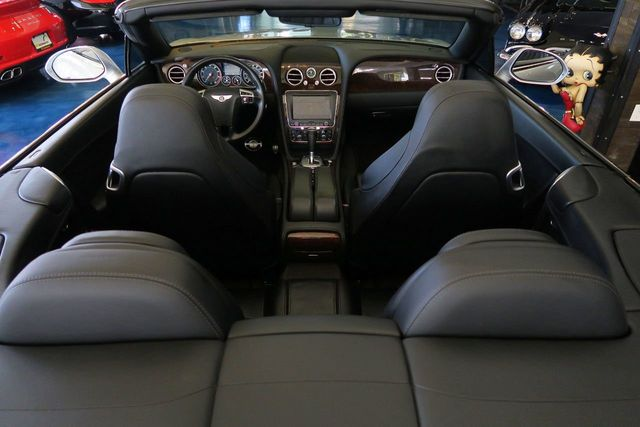 2012 Bentley Continental GT 2dr Convertible - Click to see full-size photo viewer