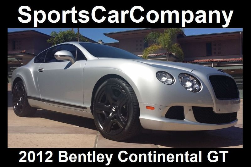 2012 Bentley Continental GT Continental GT Mulliner Edition - 16735500 - 1