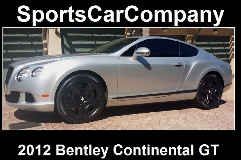 2012 Bentley Continental GT Continental GT Mulliner Edition - 16735500 - 2