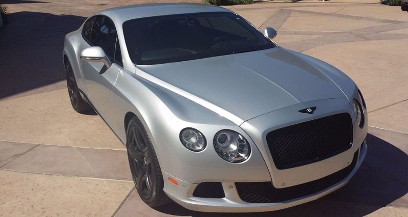 2012 Bentley Continental GT Continental GT Mulliner Edition - 16735500 - 41