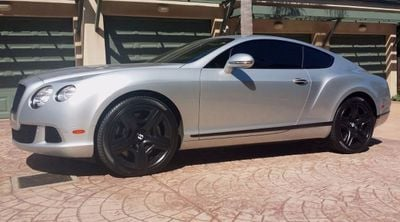 2012 Bentley Continental GT Continental GT Mulliner Edition - Click to see full-size photo viewer
