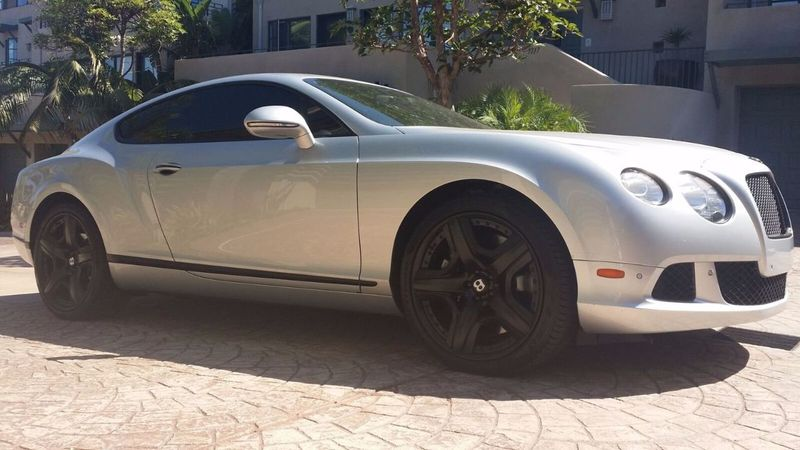 2012 Bentley Continental GT Continental GT Mulliner Edition - 16735500 - 47