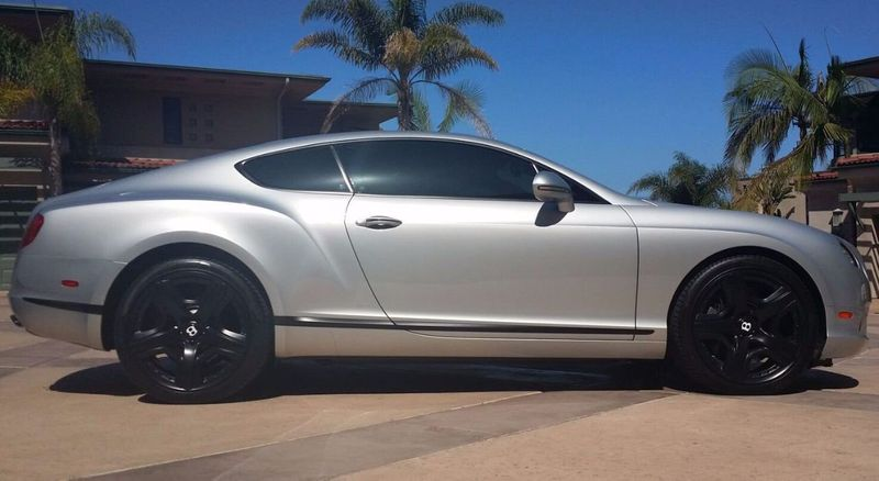 2012 Bentley Continental GT Continental GT Mulliner Edition - 16735500 - 4
