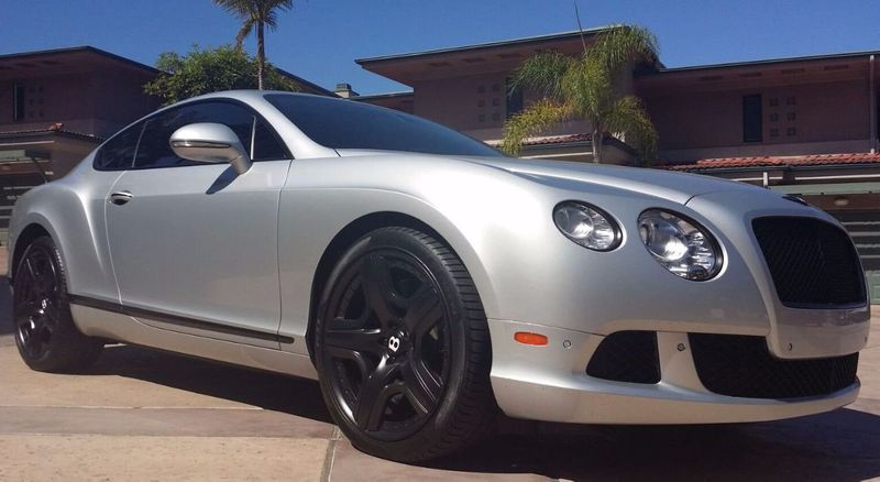 2012 Bentley Continental GT Continental GT Mulliner Edition - 16735500 - 50