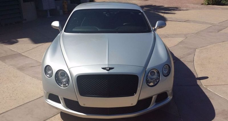 2012 Bentley Continental GT Continental GT Mulliner Edition - 16735500 - 52