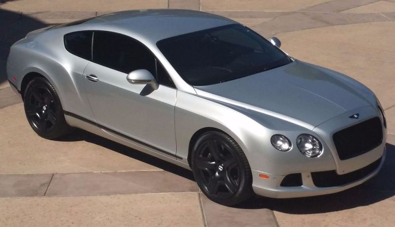 2012 Bentley Continental GT Continental GT Mulliner Edition - 16735500 - 53