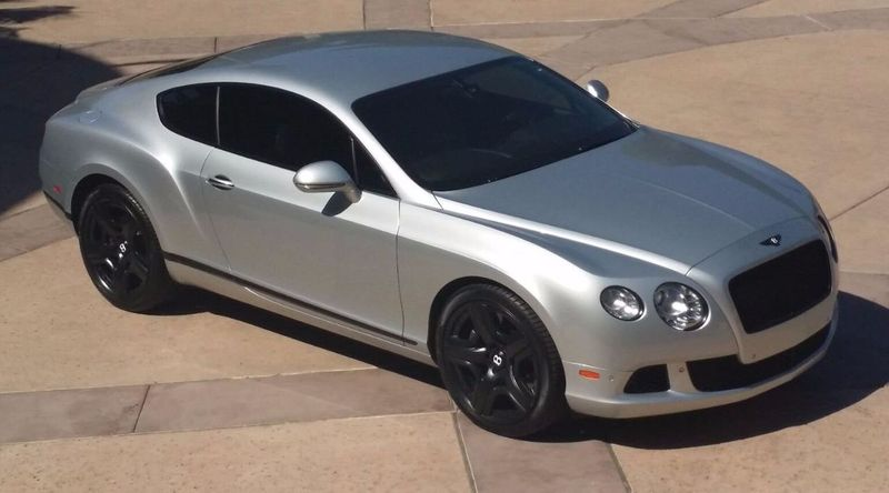 2012 Bentley Continental GT Continental GT Mulliner Edition - 16735500 - 5