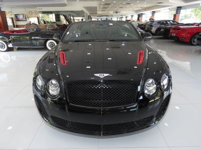 2012 Bentley Continental Supersports 2dr Convertible Supersports ISR - Click to see full-size photo viewer