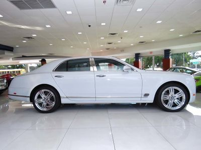 2012 Bentley Mulsanne Premiere - Click to see full-size photo viewer