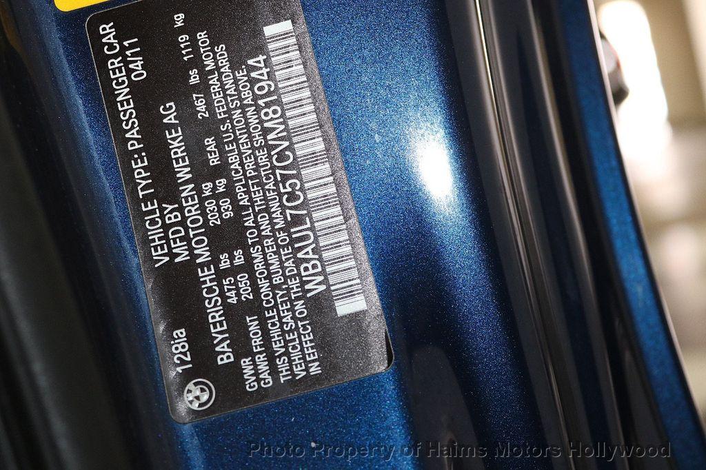 2012 BMW 1 Series 128i - 18596172 - 30
