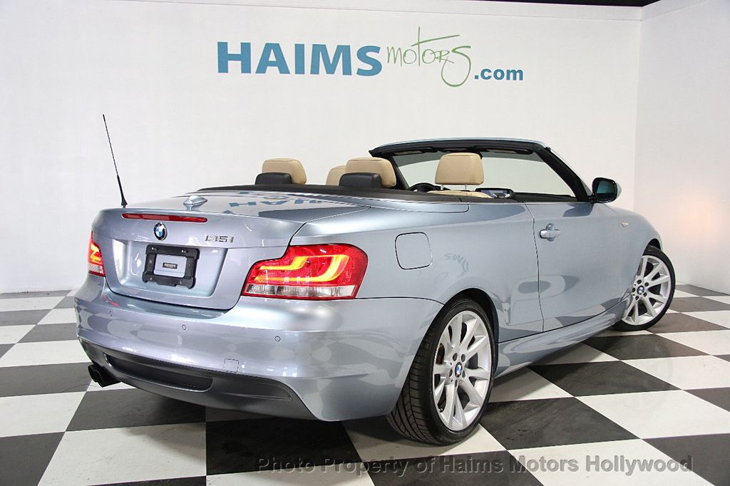 2012 Used Bmw 1 Series 135i At Haims Motors Serving Fort Lauderdale Hollywood Miami Fl Iid