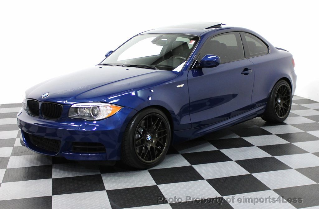 2012 used bmw 1 series certified 135i m sport dct coupe at. Black Bedroom Furniture Sets. Home Design Ideas