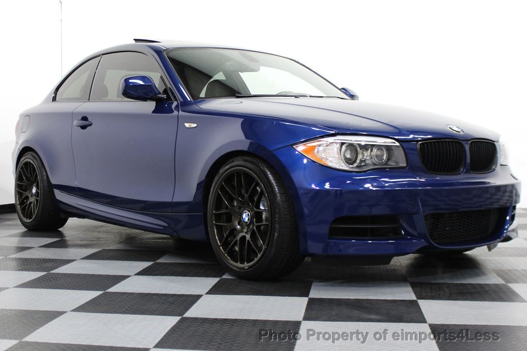 Used BMW Series CERTIFIED I M SPORT DCT COUPE At - 2012 bmw 128i coupe