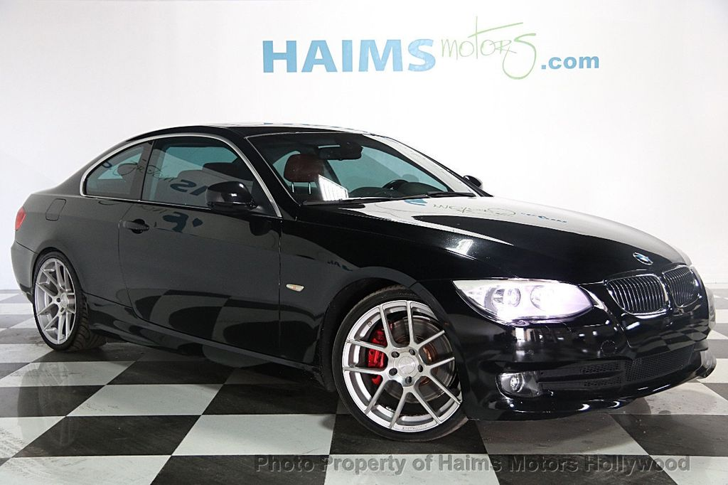 2012 Used Bmw 3 Series 335i At Haims Motors Serving Fort Lauderdale Hollywood Miami Fl Iid