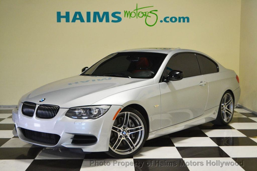 Used BMW Series Is At Haims Motors Serving Fort - 2012 bmw 335is coupe