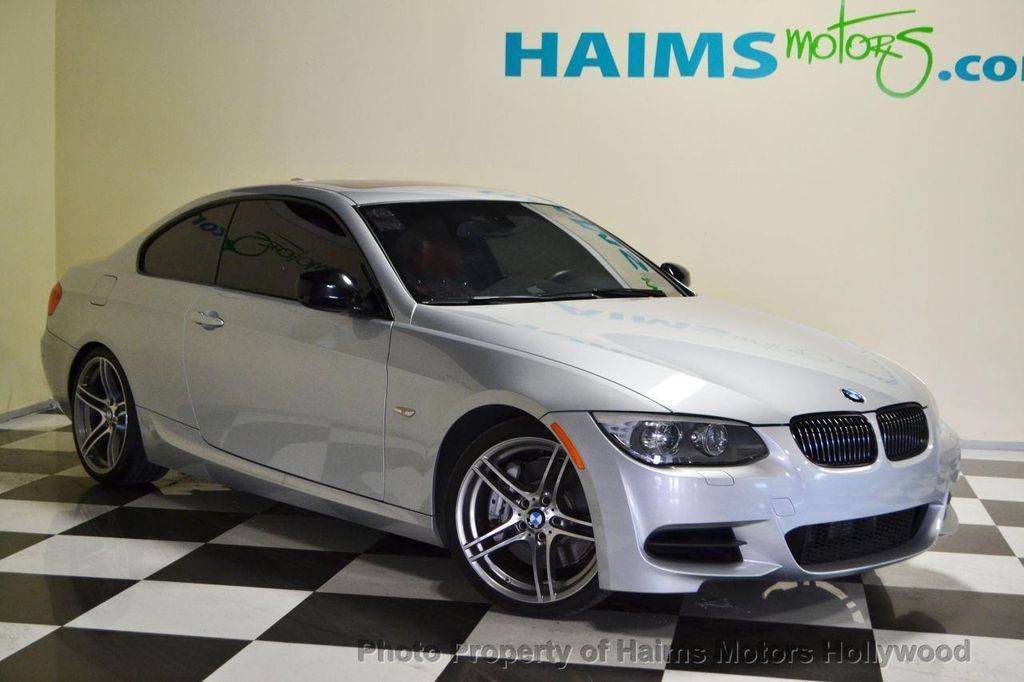 2012 Used Bmw 3 Series 335is At Haims Motors Serving Fort Lauderdale Hollywood Miami Fl Iid