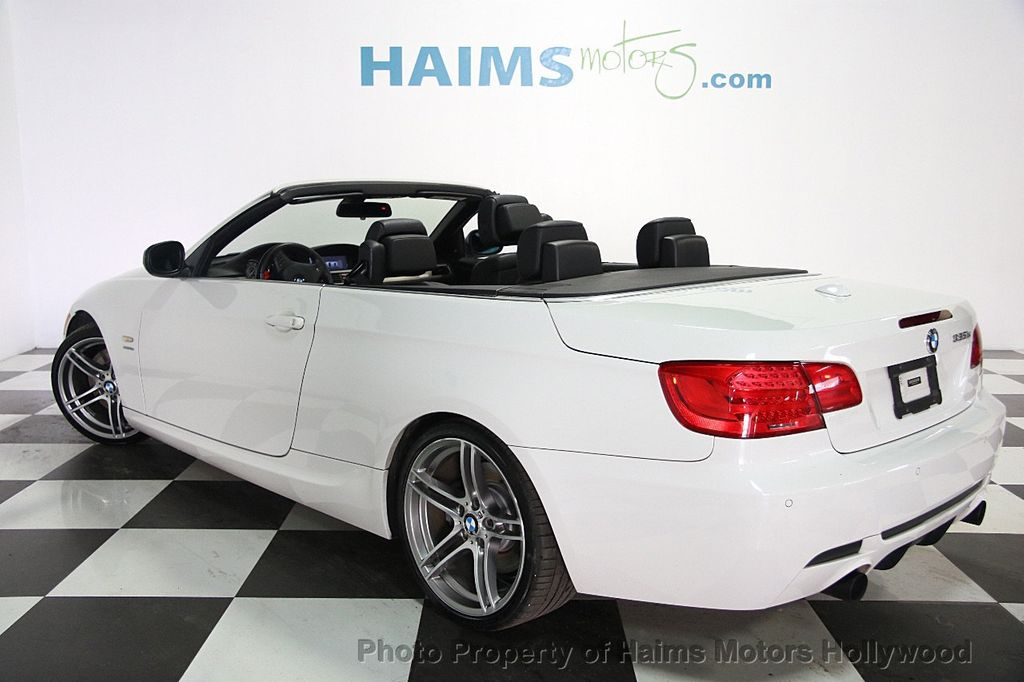 2012 Used Bmw 3 Series 335is At Haims Motors Serving Fort