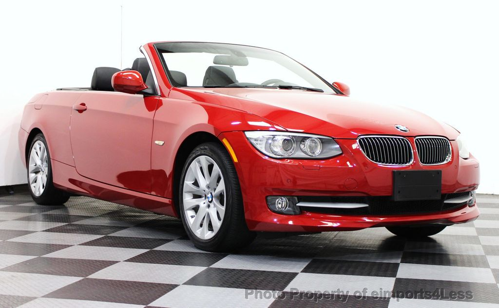 Used BMW Series CERTIFIED I CONVERTIBLE SPEED - 2012 bmw 328i convertible