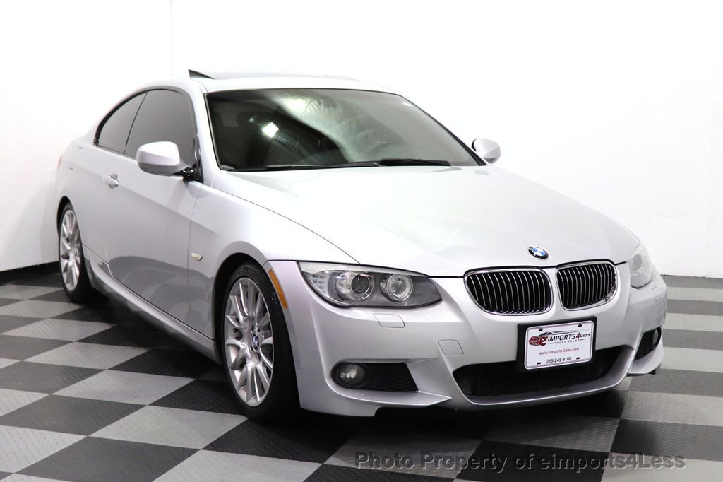 2012 BMW 3 Series CERTIFIED 328i M SPORT NAV COMFORT ACCESS DYNAMIC XENON - 18545380 - 13