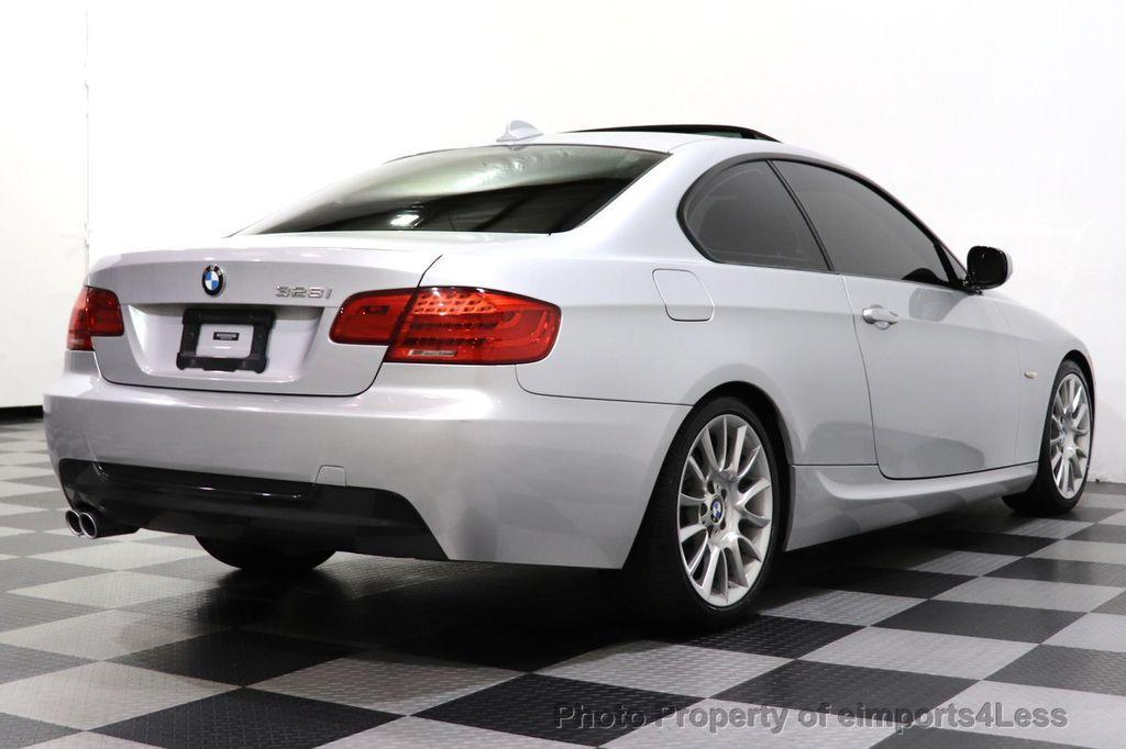 2012 BMW 3 Series CERTIFIED 328i M SPORT NAV COMFORT ACCESS DYNAMIC XENON - 18545380 - 16
