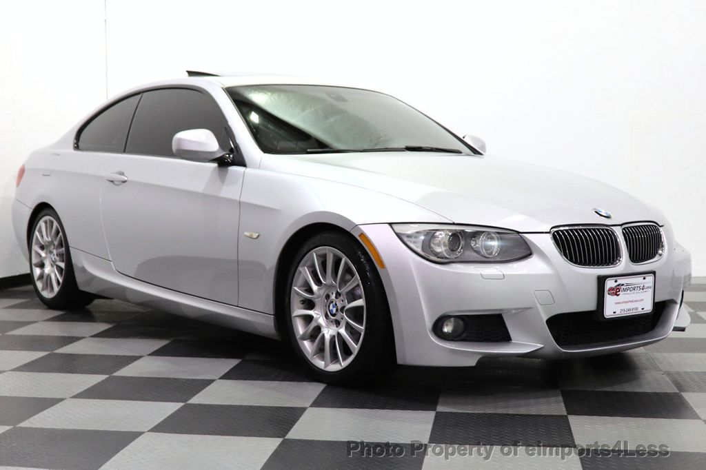 2012 BMW 3 Series CERTIFIED 328i M SPORT NAV COMFORT ACCESS DYNAMIC XENON - 18545380 - 1