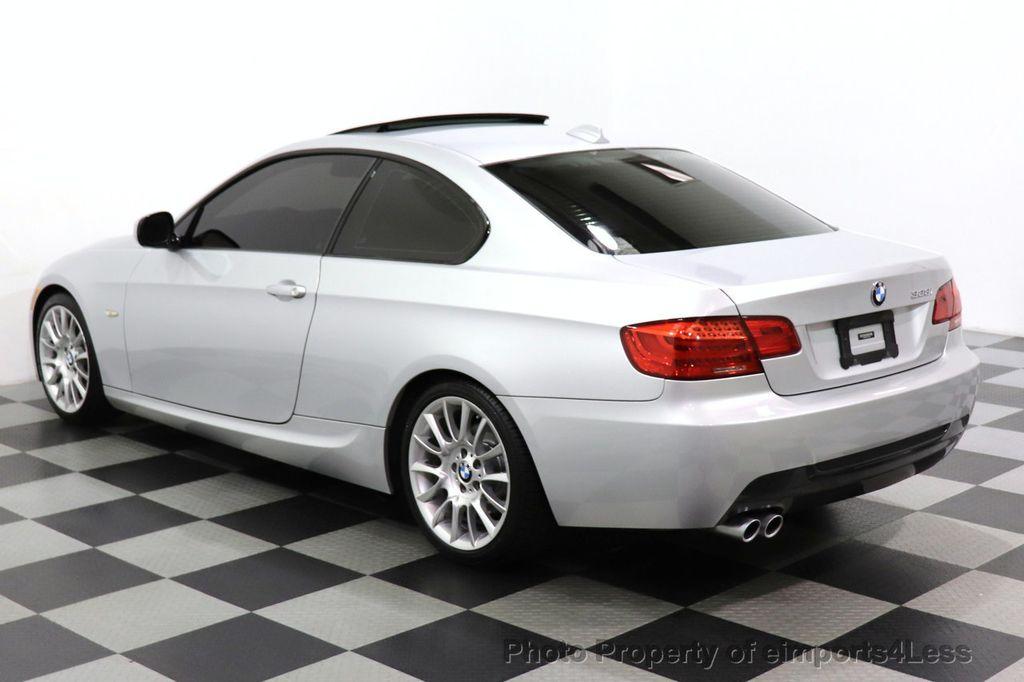 2012 BMW 3 Series CERTIFIED 328i M SPORT NAV COMFORT ACCESS DYNAMIC XENON - 18545380 - 27