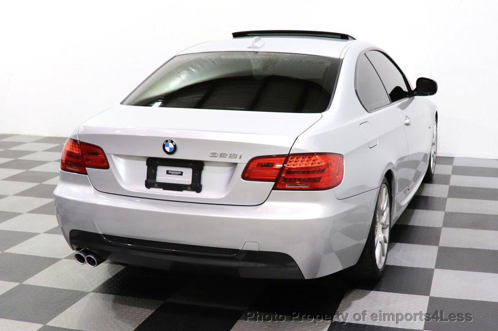 2012 BMW 3 Series CERTIFIED 328i M SPORT NAV COMFORT ACCESS DYNAMIC XENON - 18545380 - 29