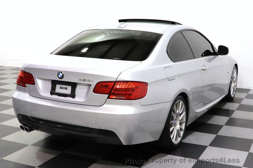 2012 BMW 3 Series CERTIFIED 328i M SPORT NAV COMFORT ACCESS DYNAMIC XENON - 18545380 - 3