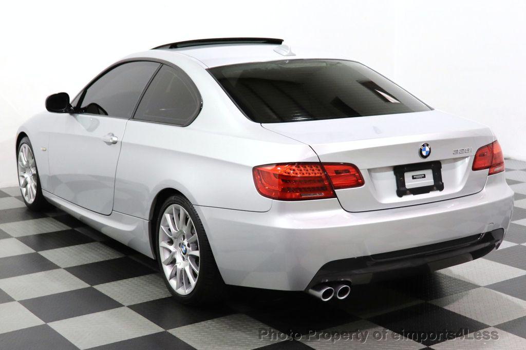 2012 BMW 3 Series CERTIFIED 328i M SPORT NAV COMFORT ACCESS DYNAMIC XENON - 18545380 - 42