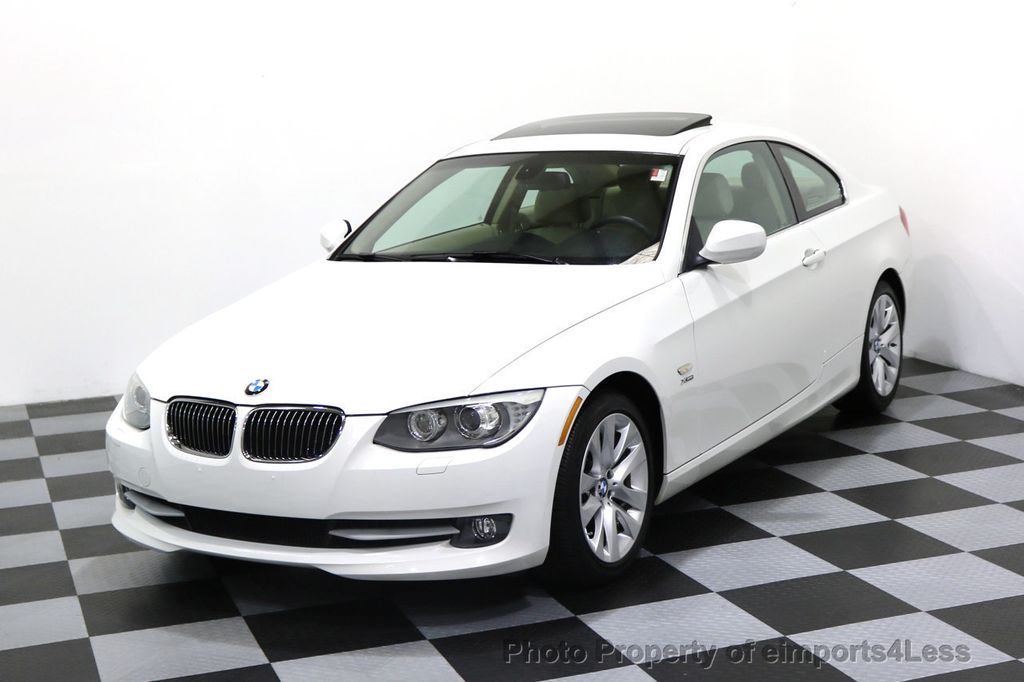 2012 Used Bmw 3 Series Certified 328i Xdrive Awd