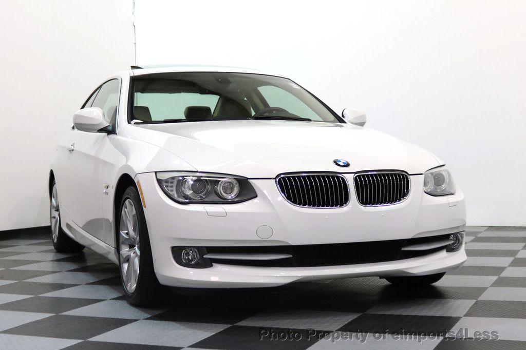 2012 BMW 3 Series CERTIFIED 328i xDRIVE AWD NAVIGATION - 17334095 - 14