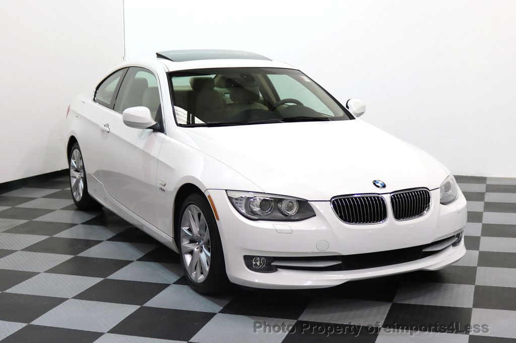 2012 BMW 3 Series CERTIFIED 328i xDRIVE AWD NAVIGATION - 17334095 - 1