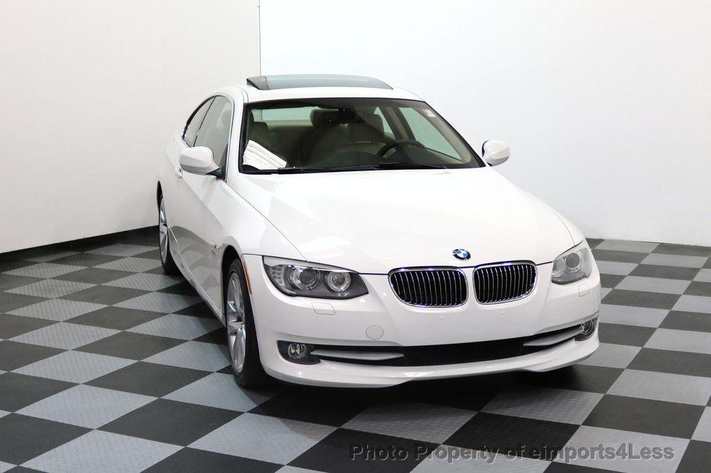 2012 BMW 3 Series CERTIFIED 328i xDRIVE AWD NAVIGATION - 17334095 - 28