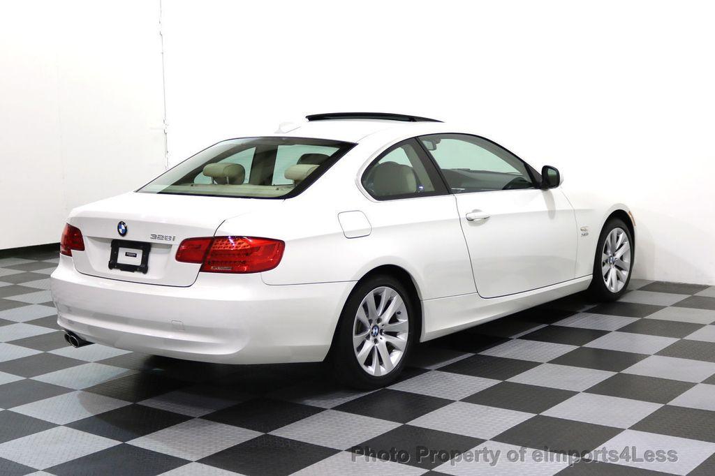 2012 BMW 3 Series CERTIFIED 328i xDRIVE AWD NAVIGATION - 17334095 - 31