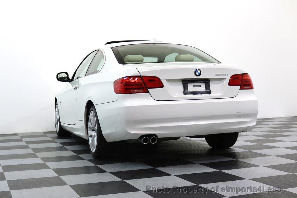 2012 BMW 3 Series CERTIFIED 328i xDRIVE AWD NAVIGATION - 17334095 - 44