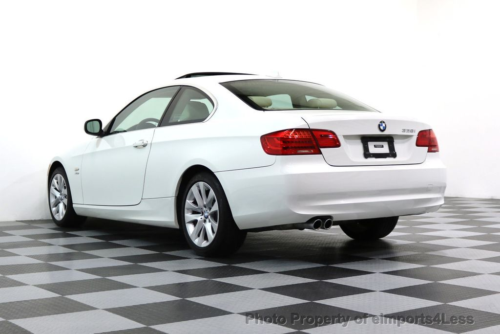 2012 BMW 3 Series CERTIFIED 328i xDRIVE AWD NAVIGATION - 17334095 - 47