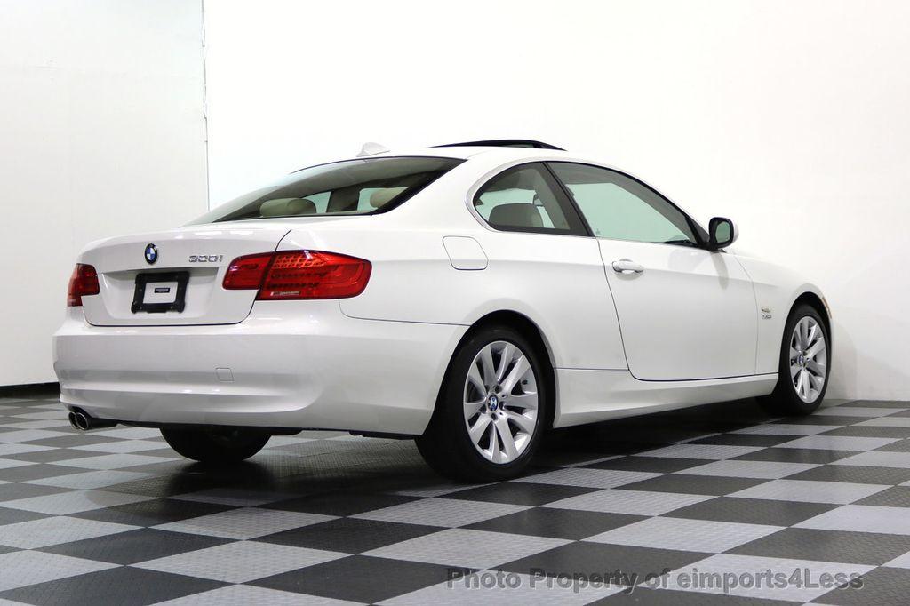 2012 BMW 3 Series CERTIFIED 328i xDRIVE AWD NAVIGATION - 17334095 - 48