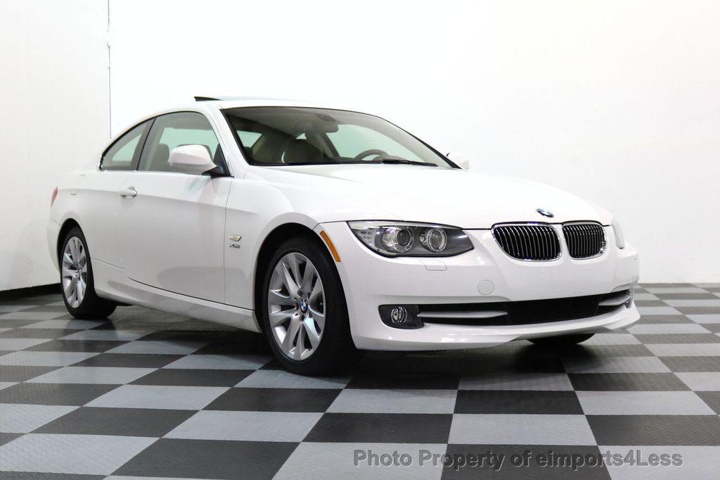2012 BMW 3 Series CERTIFIED 328i xDRIVE AWD NAVIGATION - 17334095 - 49