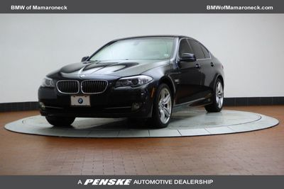 2012 BMW 5 Series 528i xDrive Sedan