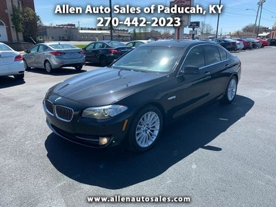 Allen Auto Sales >> 2012 Used Bmw 5 Series 535i At Allen Auto Sales Serving Paducah Ky Iid 18760598