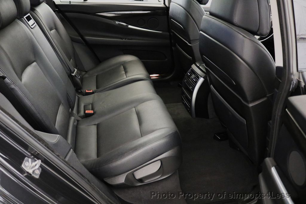 2012 BMW 5 Series Gran Turismo CERTIFIED 535i xDRIVE GT Sport Camera NAV Gran Turismo - 16996226 - 9