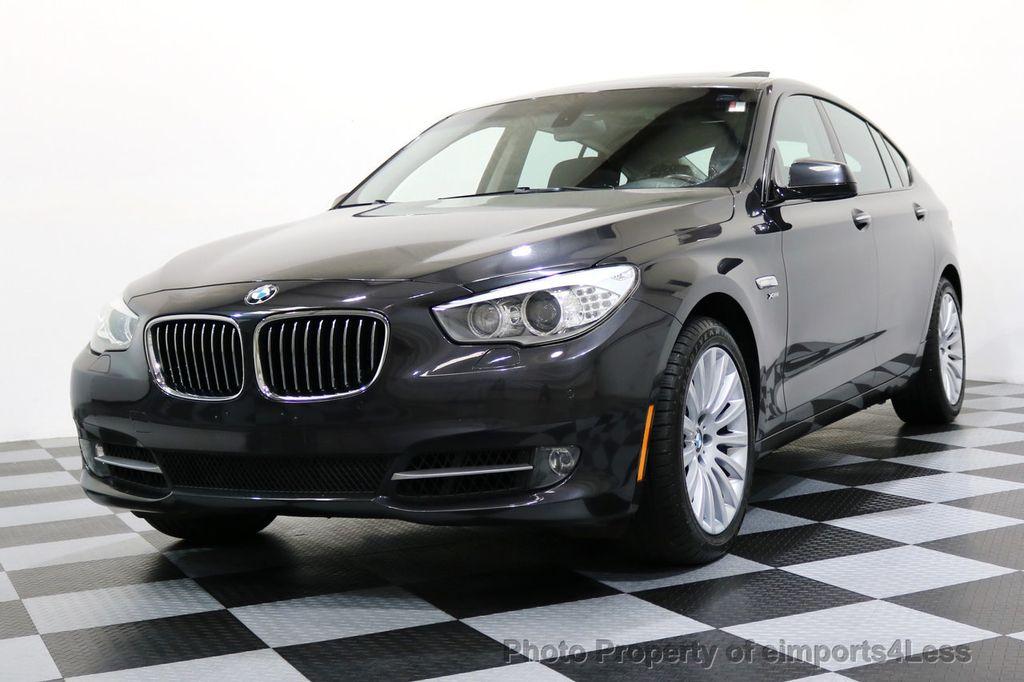 2012 BMW 5 Series Gran Turismo CERTIFIED 535i xDRIVE GT Sport Camera NAV Gran Turismo - 16996226 - 13