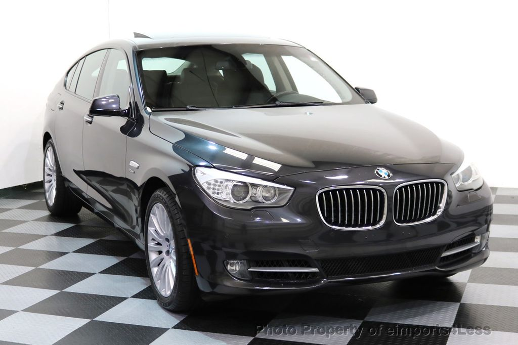 2012 BMW 5 Series Gran Turismo CERTIFIED 535i xDRIVE GT Sport Camera NAV Gran Turismo - 16996226 - 1